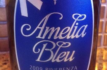Amelia Bleu 2009 Riverenza