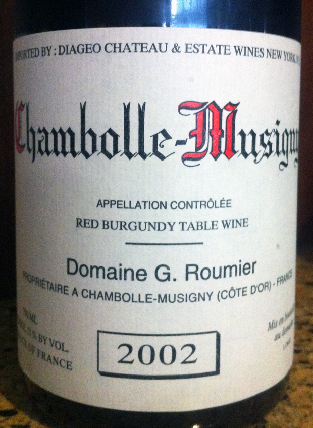 2002 Roumier