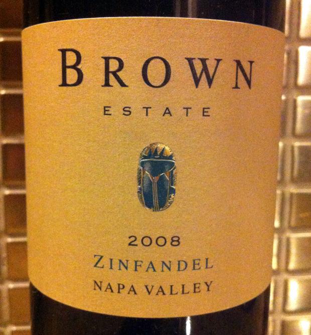 2008 Brown Zinfandel