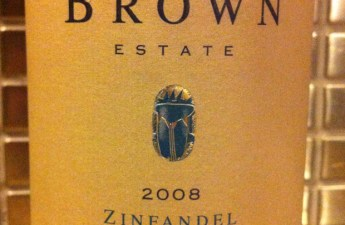 2008 Brown Zinfandel