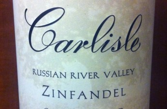 2005 Carlisle Russian River Valley Zin