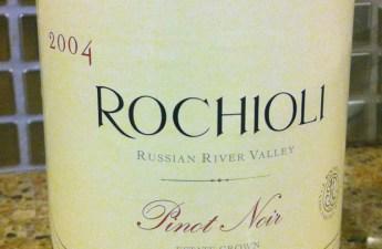 2004 Rochioli Estate Pinot Noir