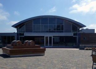 Williams Selyem tasting room