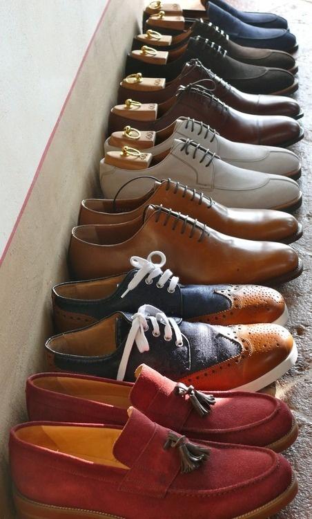 Juodi-ar-rudi-batai1 Juodi ar rudi batai - ką pasirinkti vyrui?