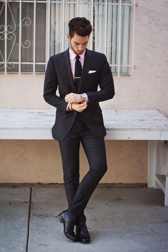 Juodi-ar-rudi-batai4 Juodi ar rudi batai - ką pasirinkti vyrui?