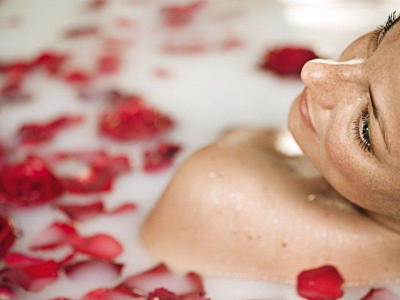 ziedlapiu-vonia 7 būdai, kaip po švenčių susigrąžinti jėgas ir grožį!