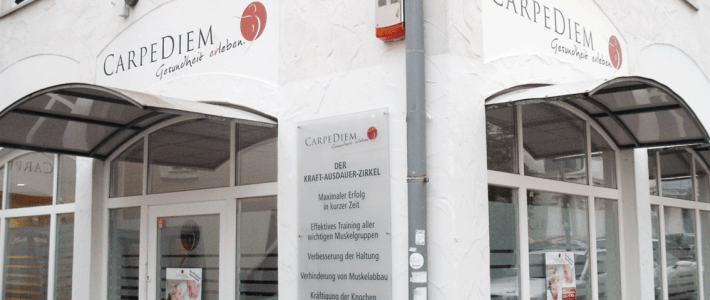 Carpe Diem – Eröffnungsausstattung