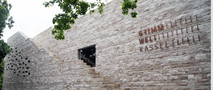 Eröffnung der GRIMMWELT in Kassel