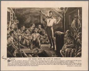 Aug. 21, 1831: Nat Turner Launches Rebellion - Zinn Education Project
