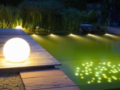 gartengestaltung beleuchtung illumination – licht im garten › zinsser gartengestaltung