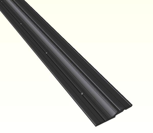 Zinterlock split batten french cleats - cut & drilled lengths