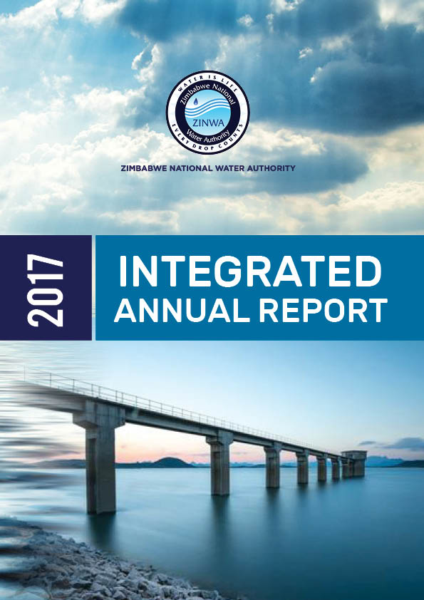ZINWA Financial Report 2017 cover