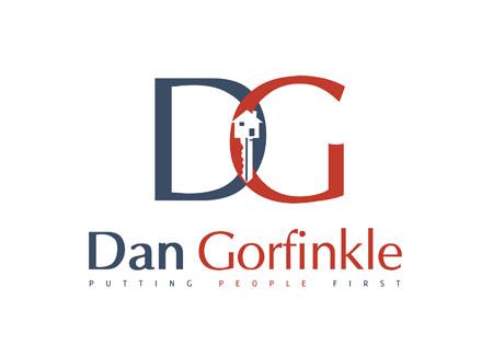 Dan Gorfinkle Logo Design