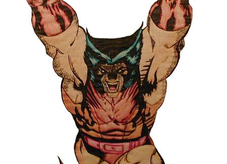 Wolverine Drawings