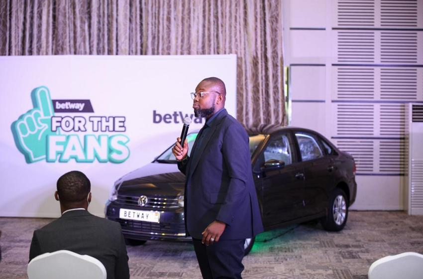 Betway For The Fans; 2 VW Polo Sedans & 30,000 Prizes Up For Grabs