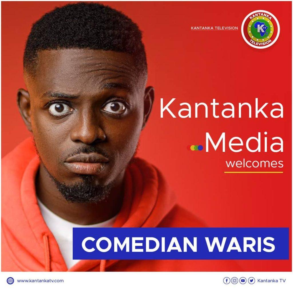 Prophet Kumchacha, Comedian Waris, Sandra Ababio, And Others Join Kantanka TV – PHOTOS 4