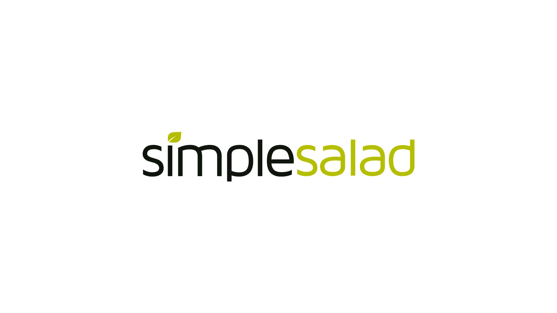 Simple Salad – Logotipo