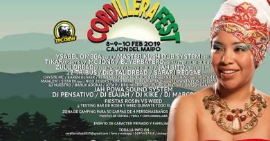 Ysabel Omega encabeza festival de reggae en Chile