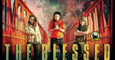 THE BLESSED , reggae desde el interior de Argentina.