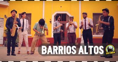 Vieja Skina estrena nuevo videoclip: BARRIOS ALTOS