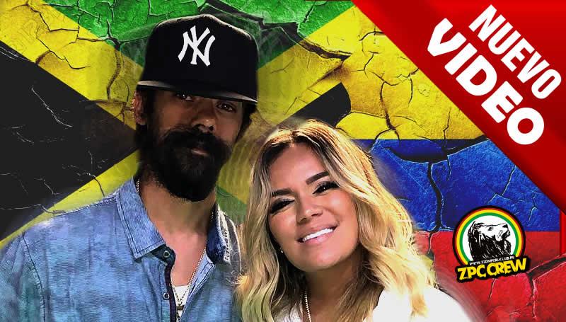 karol G y Damian Marley