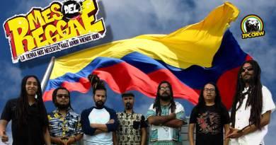 NYJAH BREDDA rumbo a Colombia