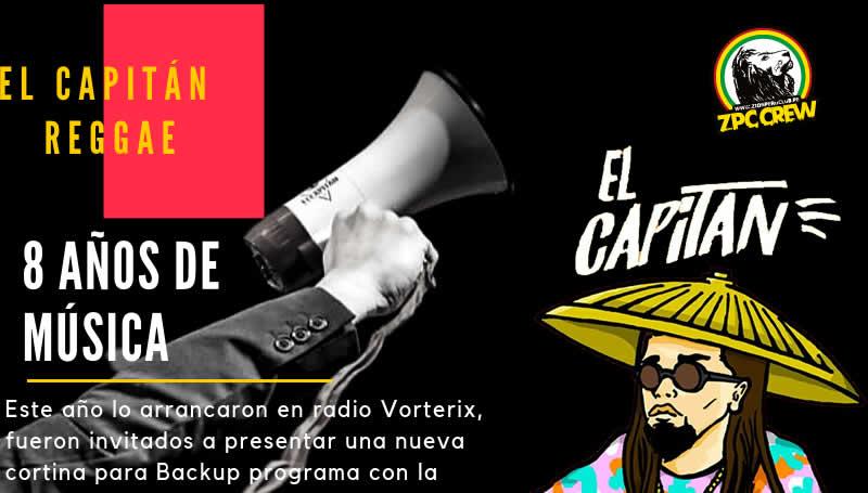EL CAPITAN REGGAE - ARGENTINA