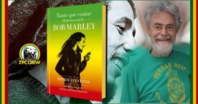 TANTO QUE CONTAR , el libro más completo sobre BOB MARLEY
