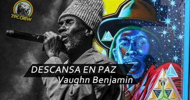 ¡Un verdadero profeta! Vaughn Benjamin ya descansa en ZION