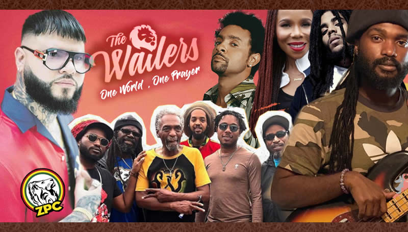THE WAILERS , ONE WORLD , ONE PRAYER