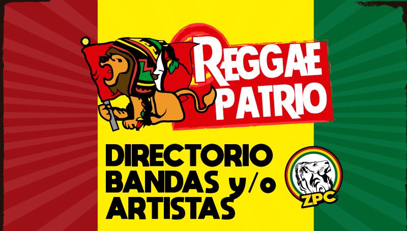 directorio DEL REGGAE PERUANO