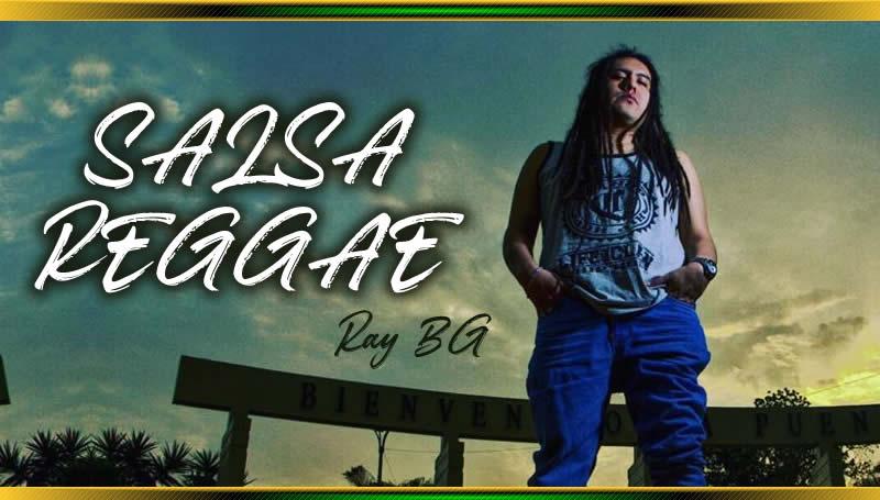 SALSA REGGAE RAY BG