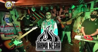 JAHMA NEGRA reggae desde Chile