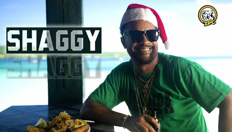 SHAGGY: Christmas in the Islands