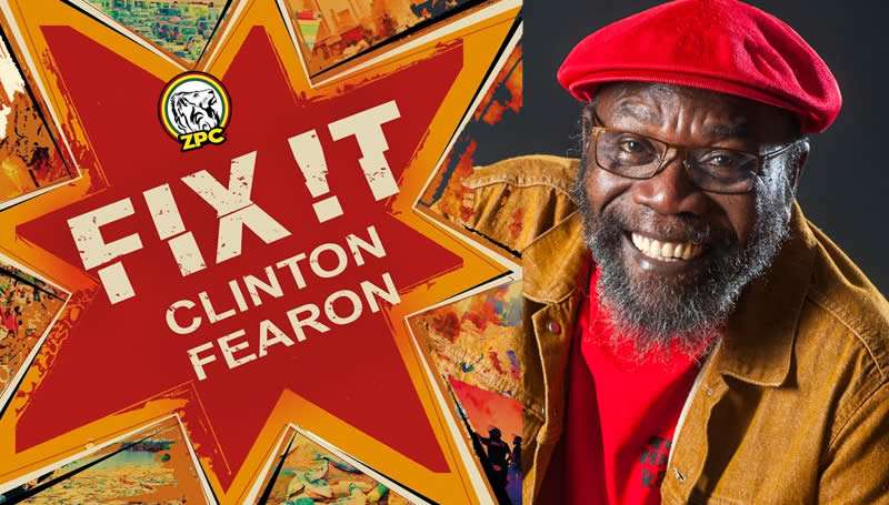 CLINTON FEARON LANZÓ FIX IT