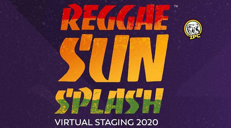virtual reggae sunsplash 2020