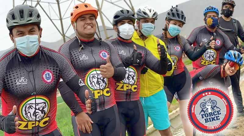 FORCE BIKE PERÚ -REGGAE