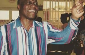 Rev'd Dr David Kolawole Verralls
