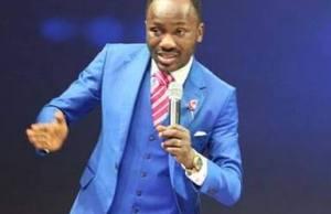 Apostle suleman: Condemned comedians cracking jokes with Jesus name & shaku shaku dance