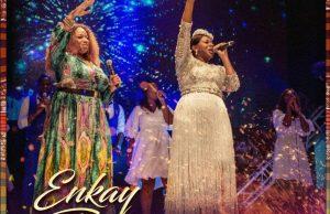 Enkay-and-Kierra-Sheard-Salute..jpg