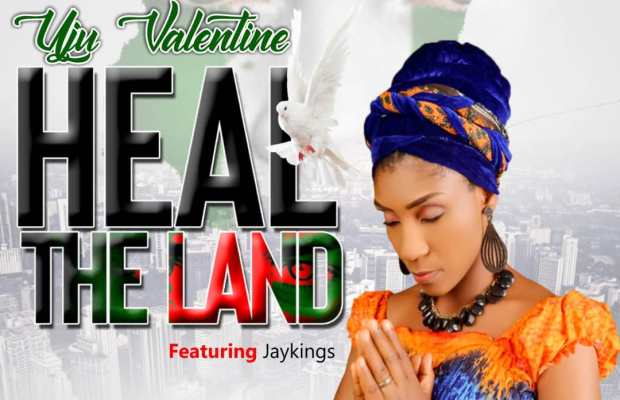 Heal the land - uju valentine