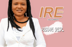 Ire by Adebimpe special ( Joyful noise makers)