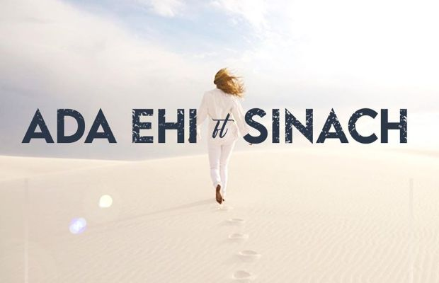 Ada ehi - Fix my eyes on you - featuring sinach