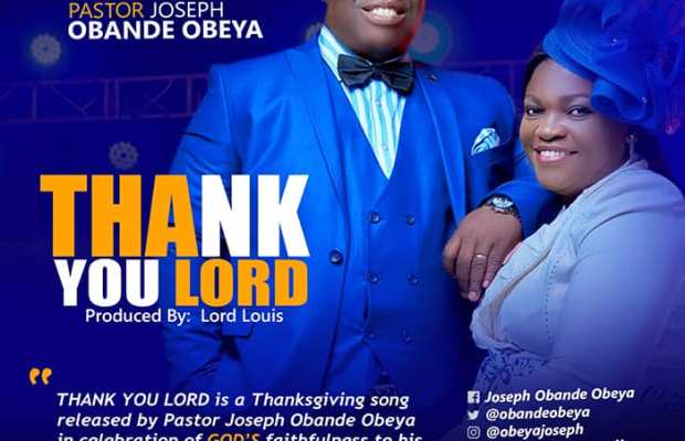 Pastor Joseph Obande Obeya