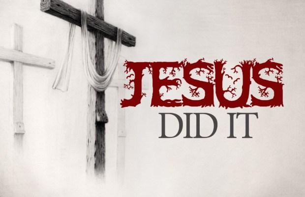 Emmanuel Awipi - Jesus Did It featuring Rume