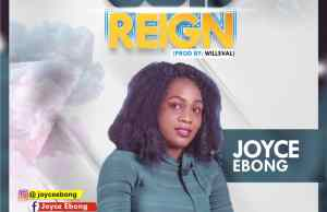 God reign by Joyce EBONG