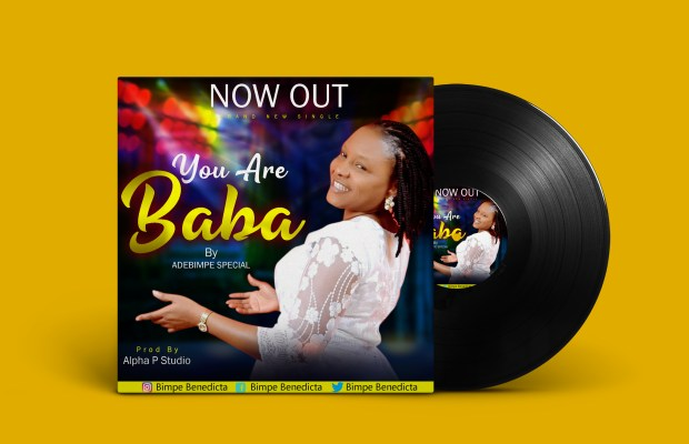 You are Baba by Adebimpe special
