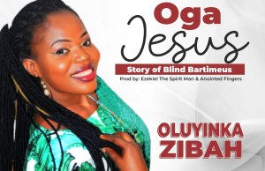 Oluyinka ZIBAH - oga Jesus (audio)