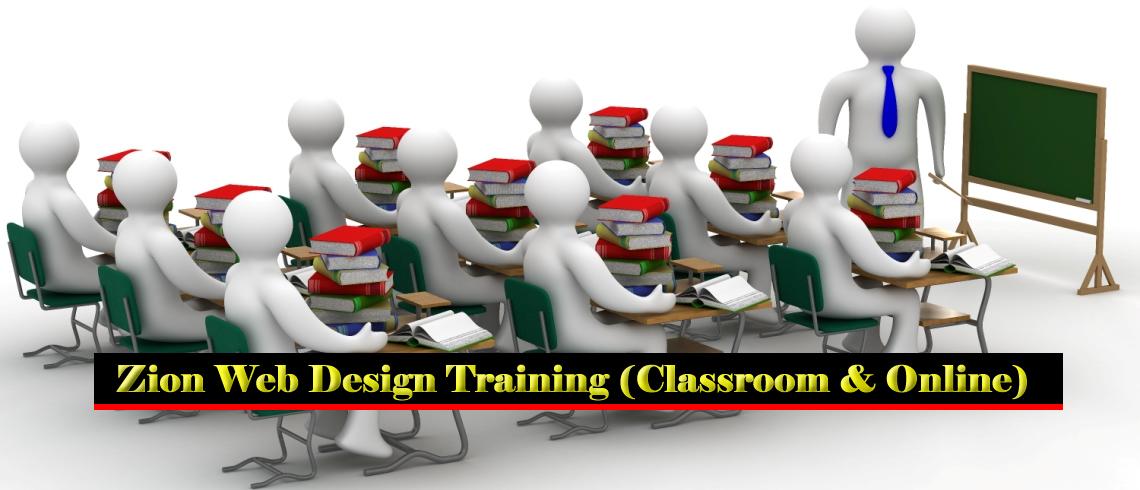 Zion Web Training
