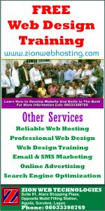 Web Design Training in Lagos